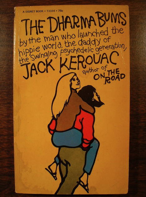 Some cool covers over the years: The Dharma Bums, by Jack Kerouac. ~ Nov 23, 2009