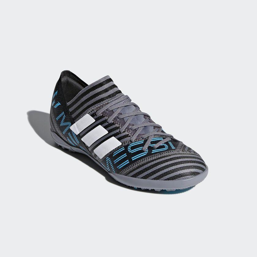 watch 35684 9dcf7 adidas Calzado Nemeziz Tango 17.3 Césped Artificial - Gris   adidas Mexico