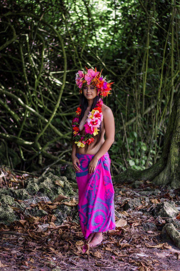 Hawaiian girls, Polynesian girls, Polynesian designs