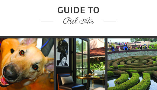The Agency's Neighborhood Guide To Bel Air