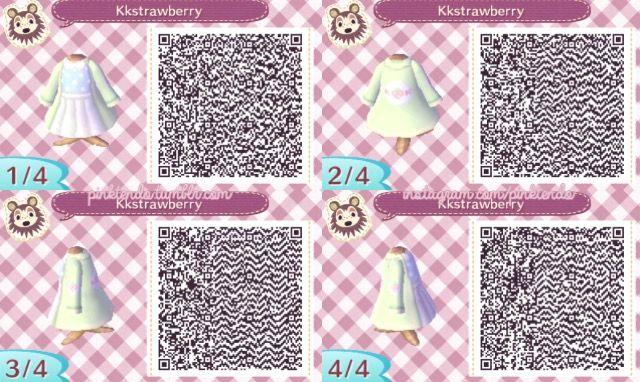 Kkstrawberry Animal Crossing Qr Animal Crossing Qr