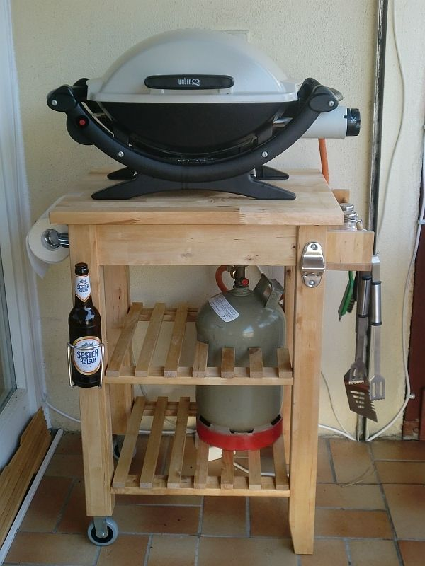 Der IKEA Bekväm Umbau/Modding Thread   Grillforum Und BBQ   Www.