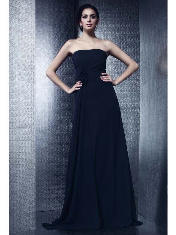 Lange kleider dunkelblau