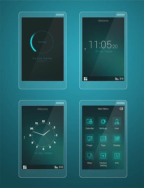 Gui Design | Tft Gui Design Beta Version By Jit Gajjar Mobile Apps Ui Ux