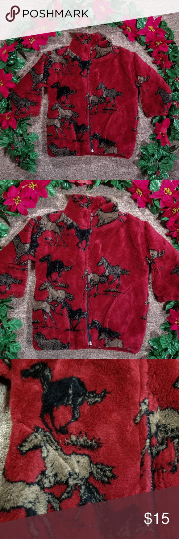 Black Mountain Warm Wild Horse Fleece Jacket Fleece Jacket Clothes Design Fashion Design [ 1740 x 580 Pixel ]