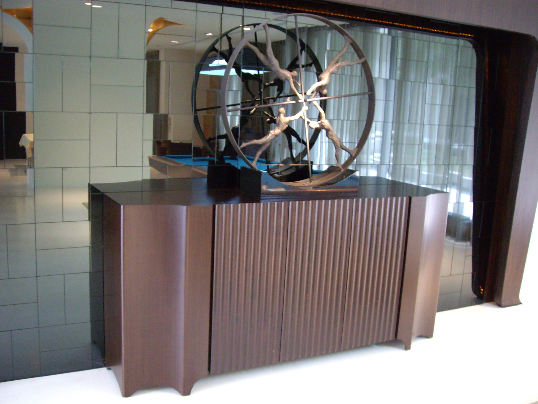 訂製邊櫃-恵宇建設 夏虞家具與國際設計