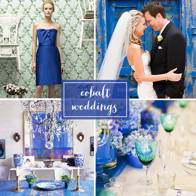 Cobalt Wedding   Simply Jessica Marie