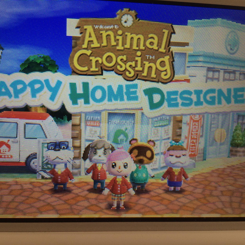 Nueva versión de Animal Crossing Happy Home Designer   My creation on