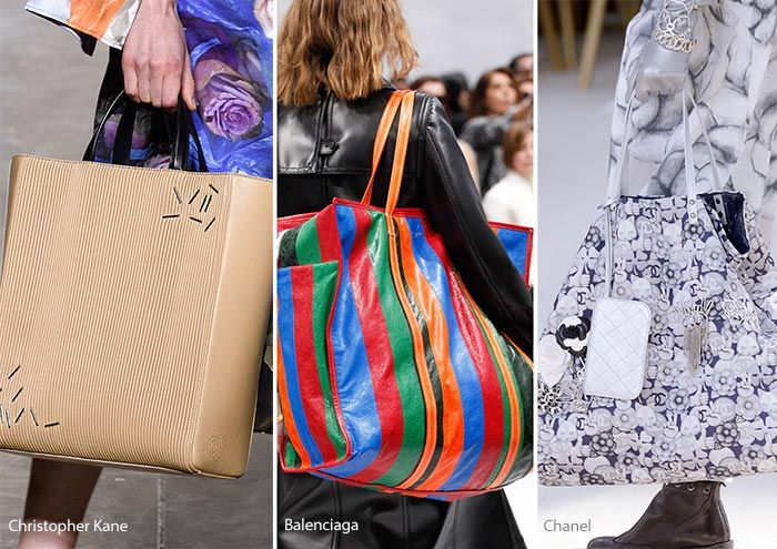 Fall/ Winter 2016-2017 Handbag Trends: Oversized Bags