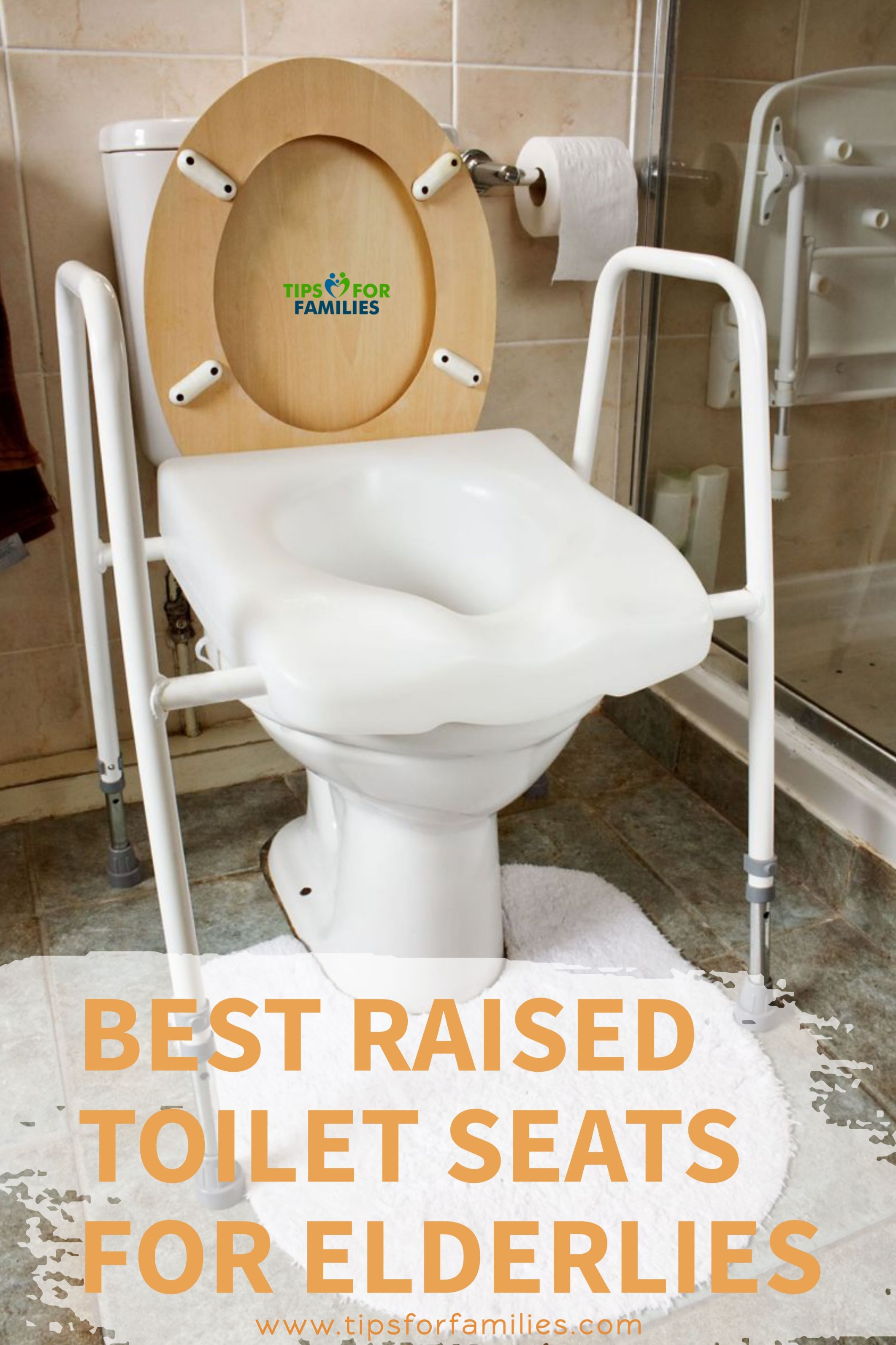 The 5 Best Raised Toilet Seats For Elderlies In 2020 Elderly Care Toilet Seat Elderly