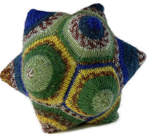 Creative Ideas For You Free Celestine Crocheted Or Knitted Ball