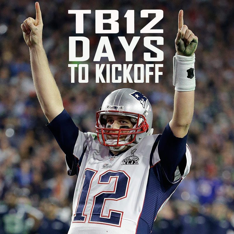 Nfl New England Patriots, Tom Brady