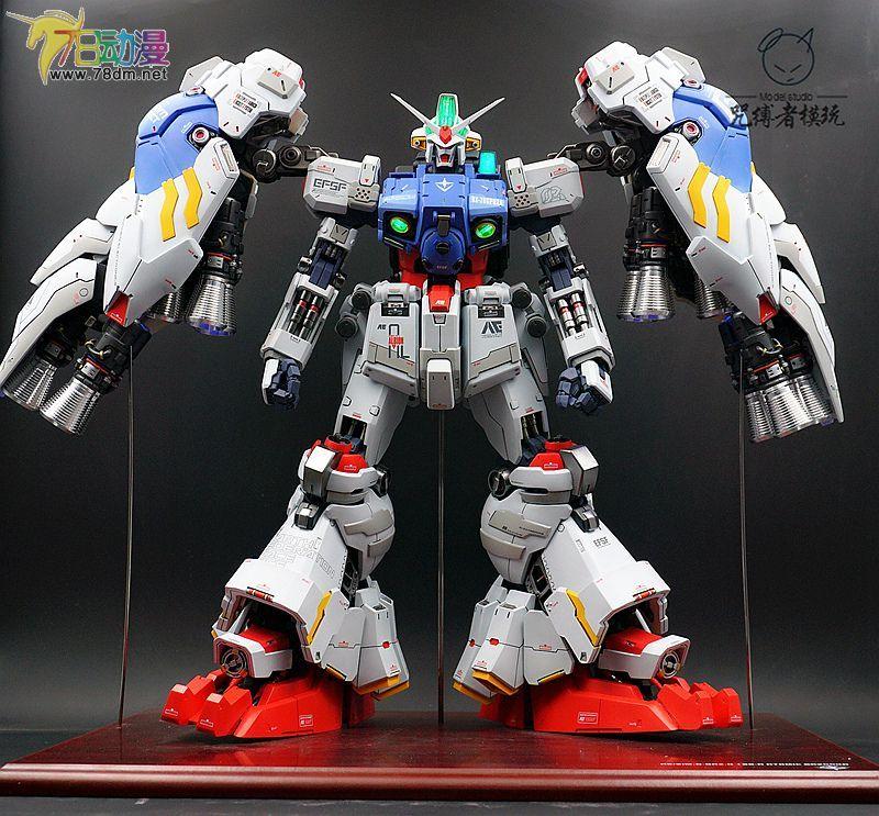GUNDAM GUY: GSB 1/60 RX78-GP02 Gundam 'Physalis' - Painted Build