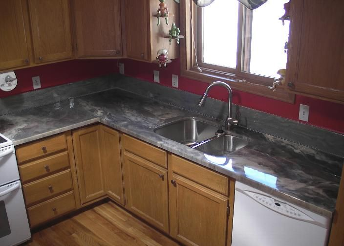 Epoxy Kit Doing This For Next Counter Top Countertops Countertop Concrete