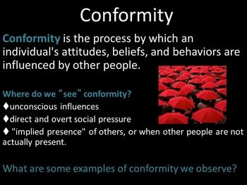 Deviance and Conformity Lesson | Introduction to Sociology