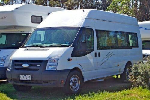 2007 Talvor 2 Berth Ford Transit M Motor Camper In Caboolture Qld
