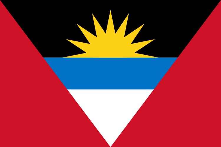 National Flag Of Antigua And Barbuda Antigua And Barbuda Flag