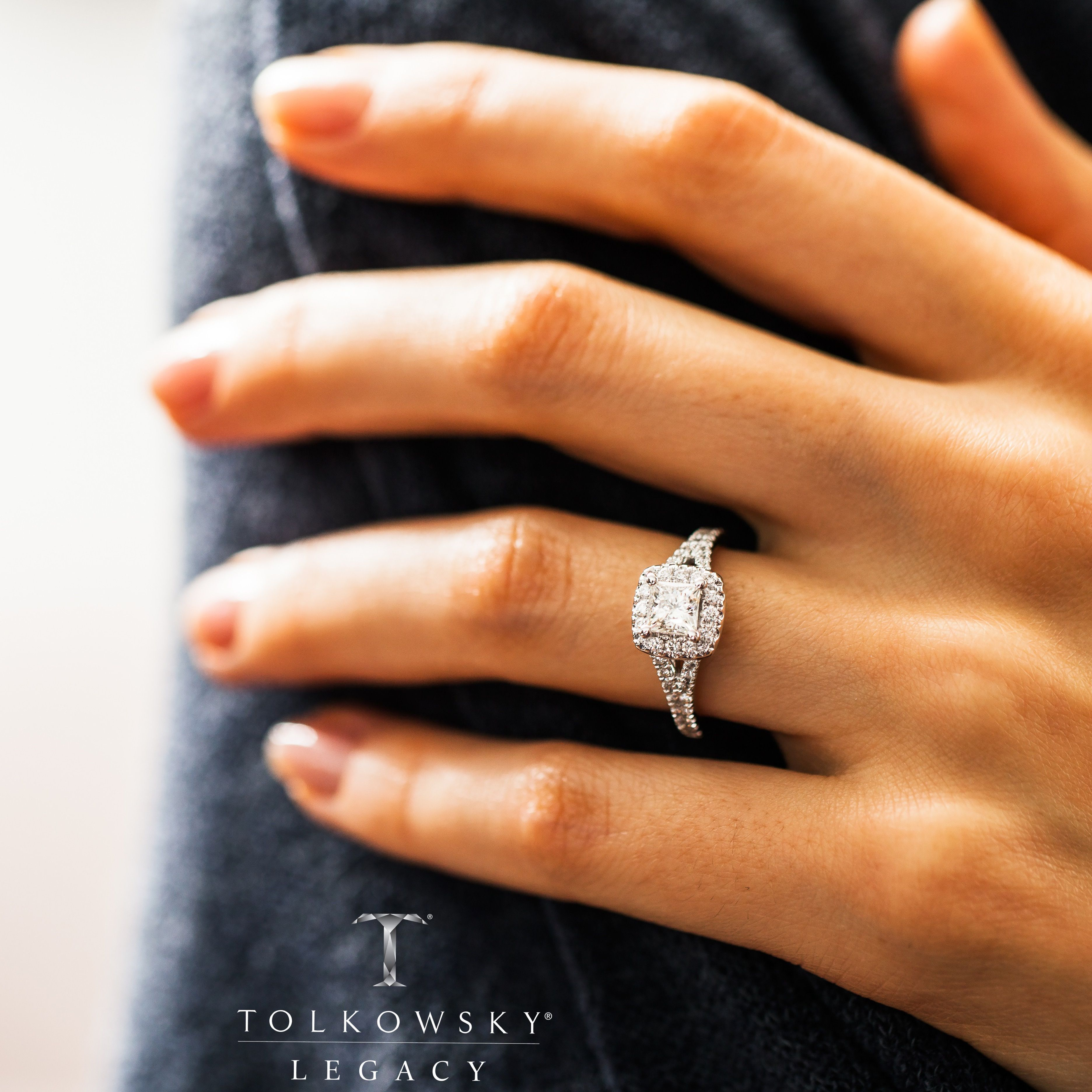 Pin By Tolkowsky On Tolkowsky Legacy Diamond Engagement