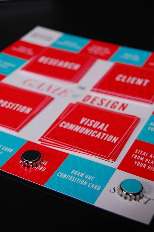 The résumé reinvented as a board game Board, Gaming and - game designer resume