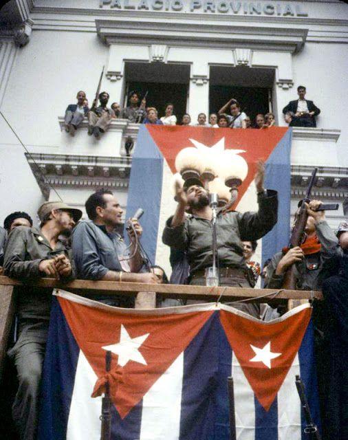 1 января 1959 года - день победы Кубинской революции #cubaisland