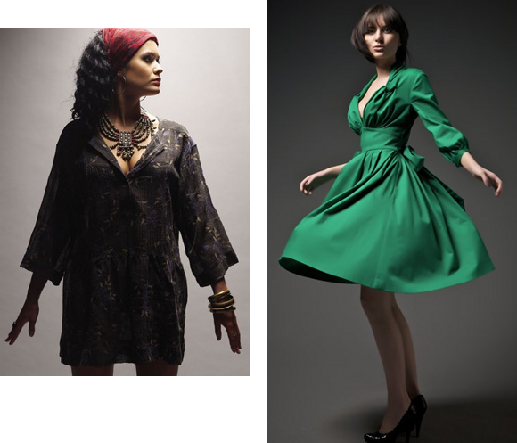 Russian Cocktail Dresses