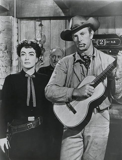 However, i found myself questioning how strong the character actually is, and whether or not the film presents a feminist viewpoint or not. Johnny Guitar (1954) in 2019 | Hollywood cinema, Joan ...