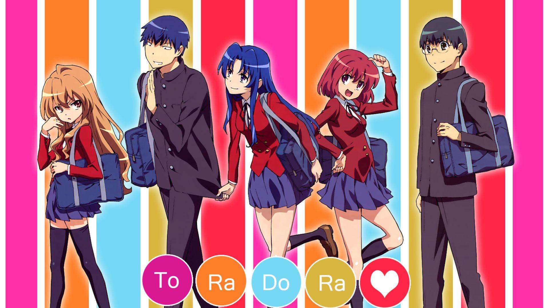 Pin de Diana Armijos en Anime Toradora, Anime romance, Anime