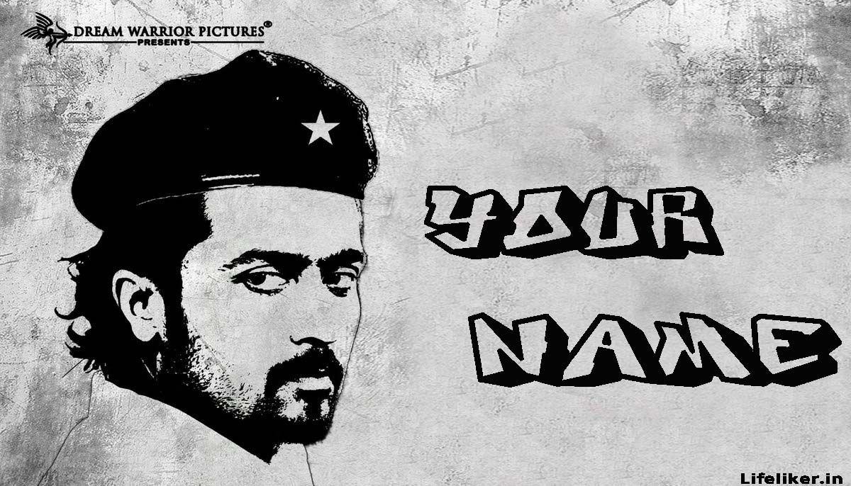 Surya Movie Font Generator Life Liker in 2020 Warriors