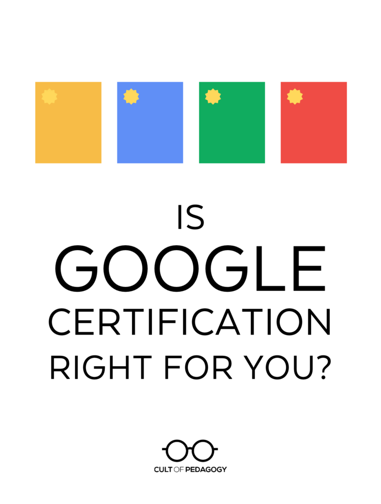 Is Google Certification Right For You All Things Google