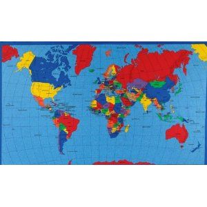 Its really just a fabric panel that is so cool you could make it multi panel map world multi from designed for fabric traditions this panel features a world map with country names the color palette includes blue red gumiabroncs Gallery