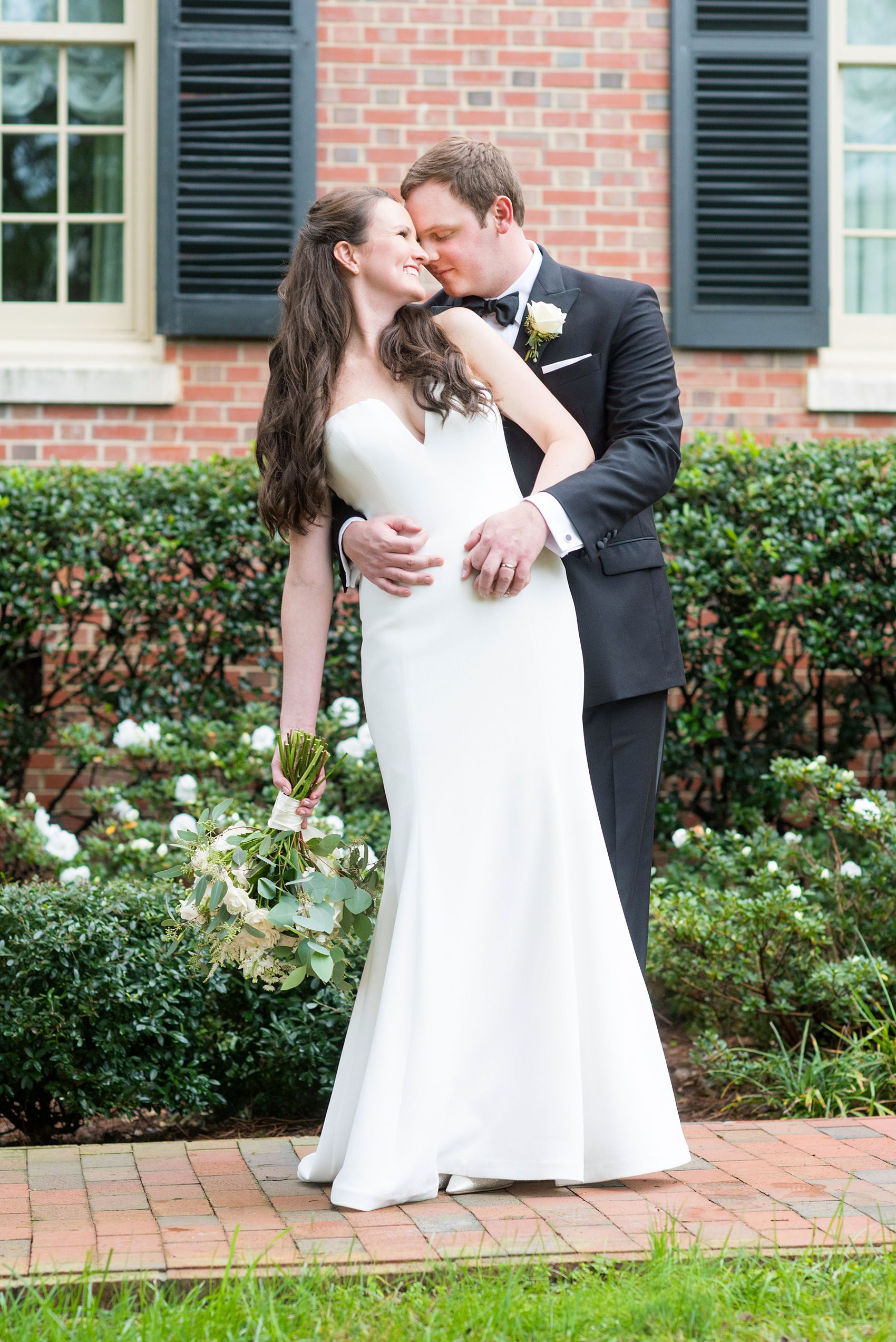 Raleigh wedding photographer, Mikkel Paige, at The