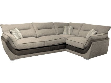 Trytan Left Hand Facing Corner Group Fabric Sofas Living Room Harveys Fabric Sofa Furniture Living Room