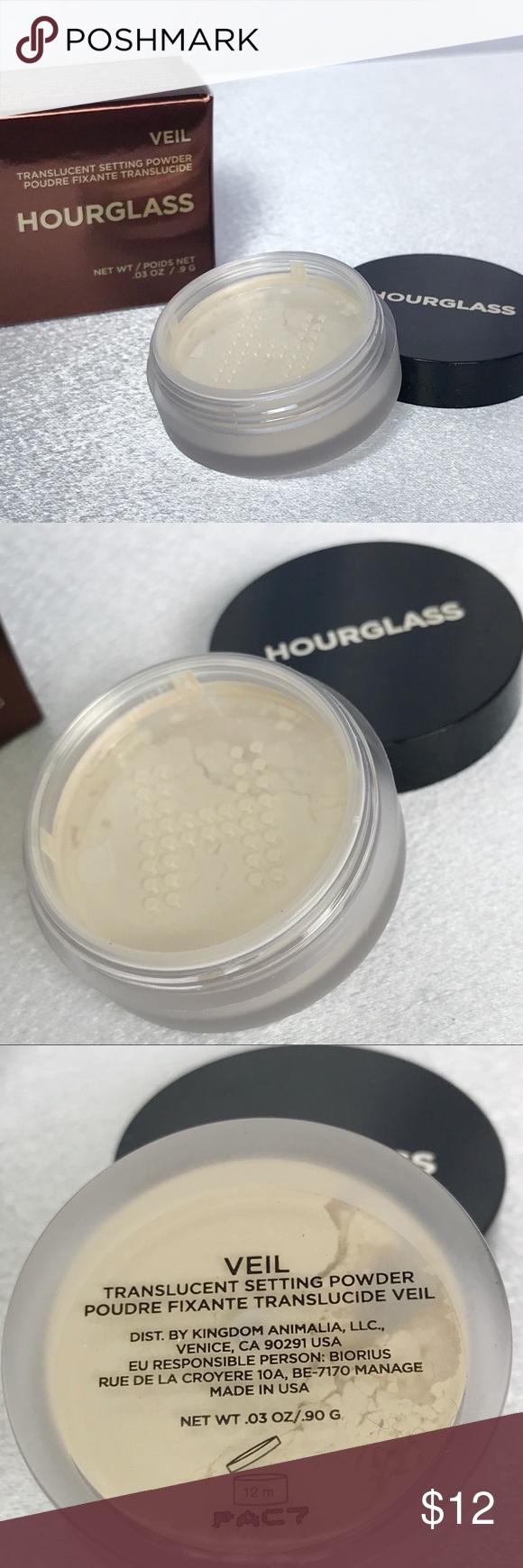 ce397b6c5adf6 🆕Hourglass Veil Translucent Setting Powder🆕 Brand new in box Hourglass  Veil Translucent Setting Powder
