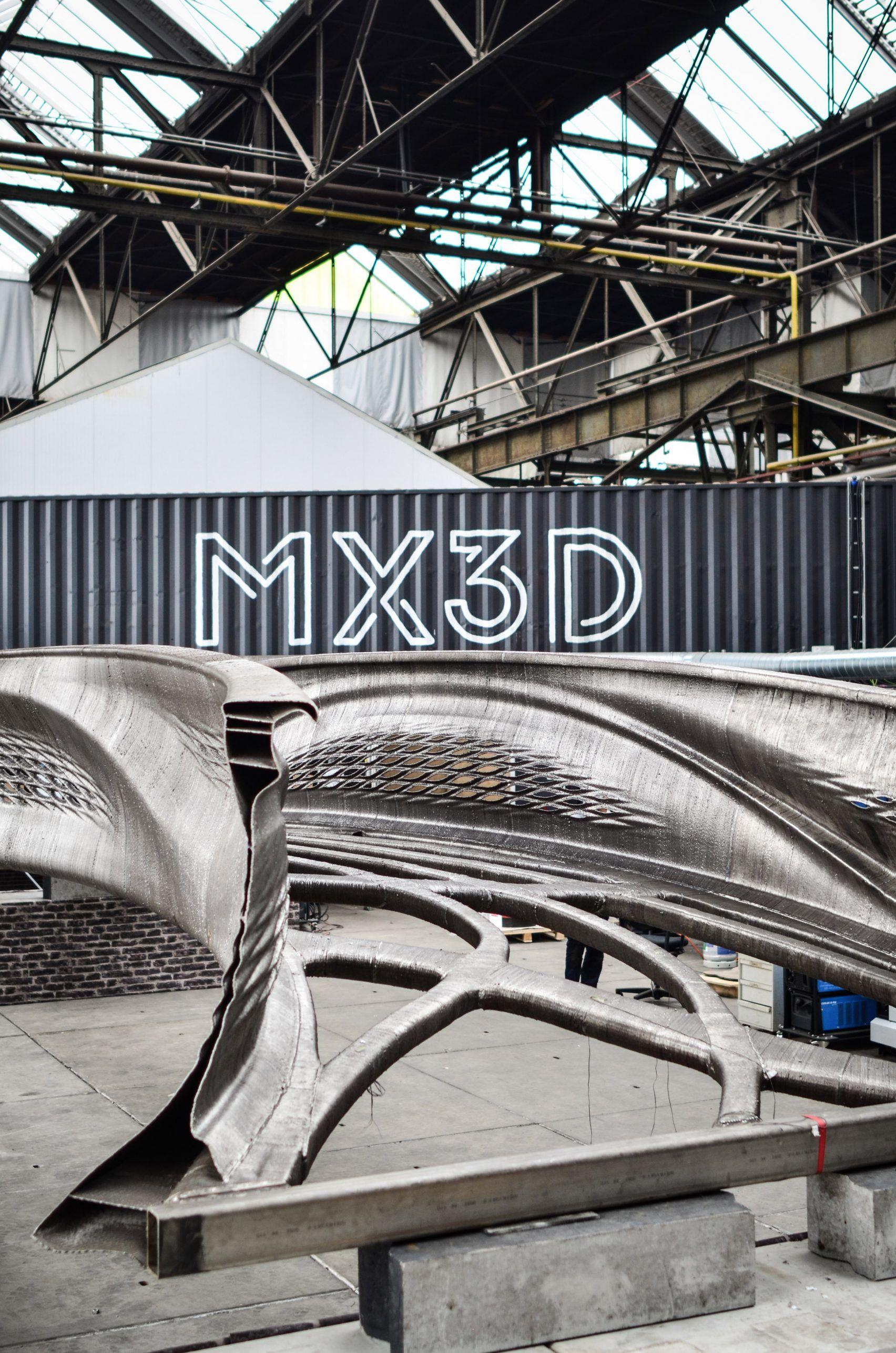 MX3D Bridge Update MX3D Bridge Update