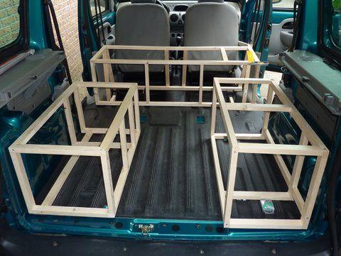 interieur in laten bouwen   Автомобили in 2018   Pinterest   Camper ...
