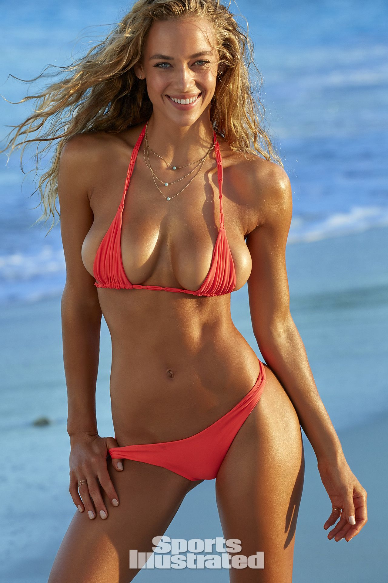 Multiple Sizes Hannah Ferguson SI Swimsuit Model Sports Illustrated Bikini #1