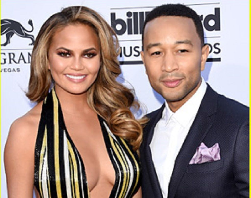 Chrissy Teigen Is Pregnant Expecting Baby with John Legend