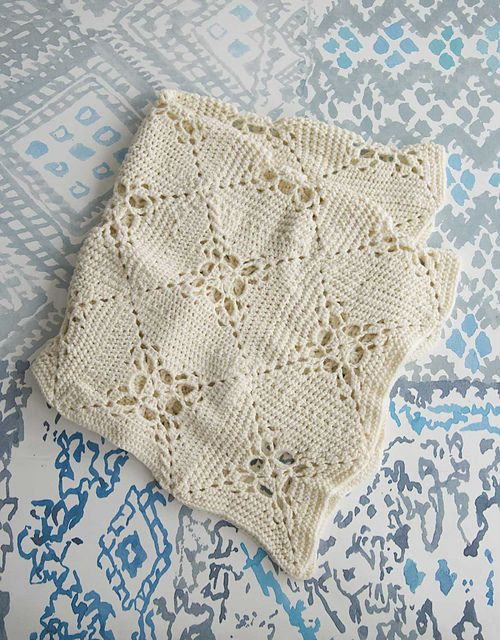 Ravelry: #4 Granny Square Blanket pattern by Emily Whitted | Crochet ...