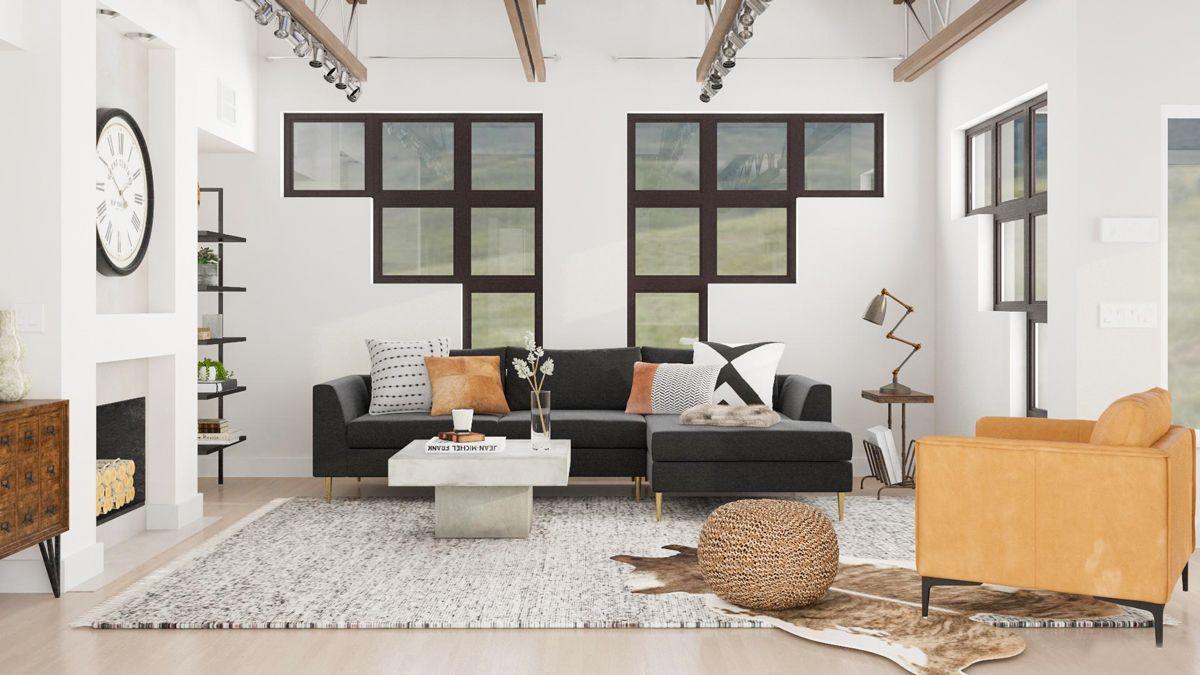 Modern Interior Design Vs Industrial Interior Design What S The