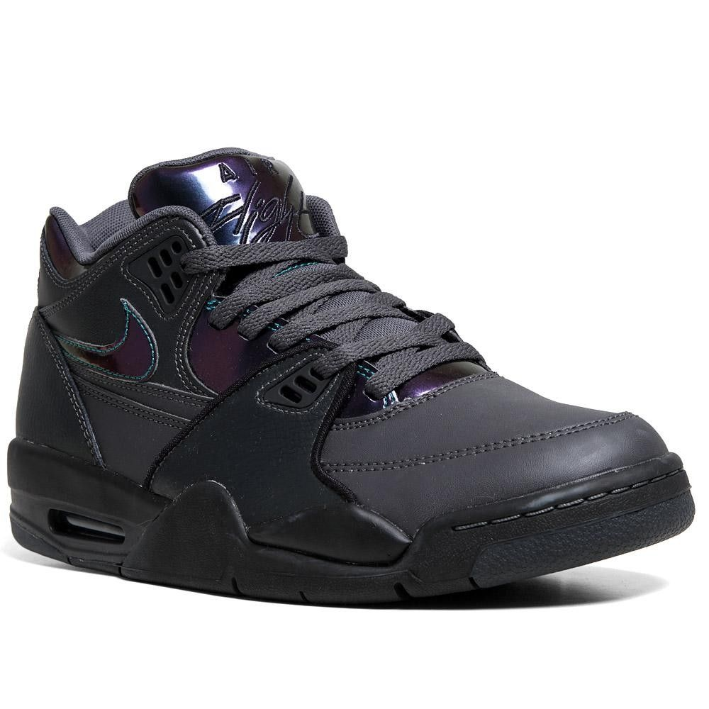 01fe177403940 Nike Air Flight 89 - Anthracite   Black