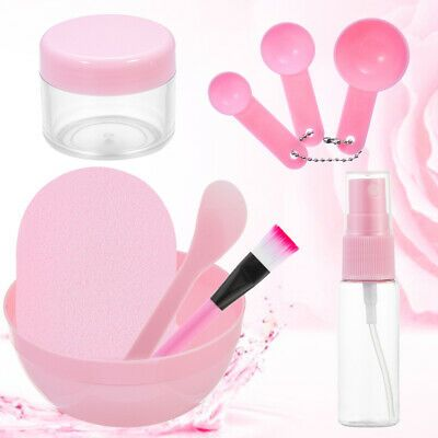 Care Brush Makeup Accessories DIY Makeup Tool Set Mask Kits Bowl Mixing Stick