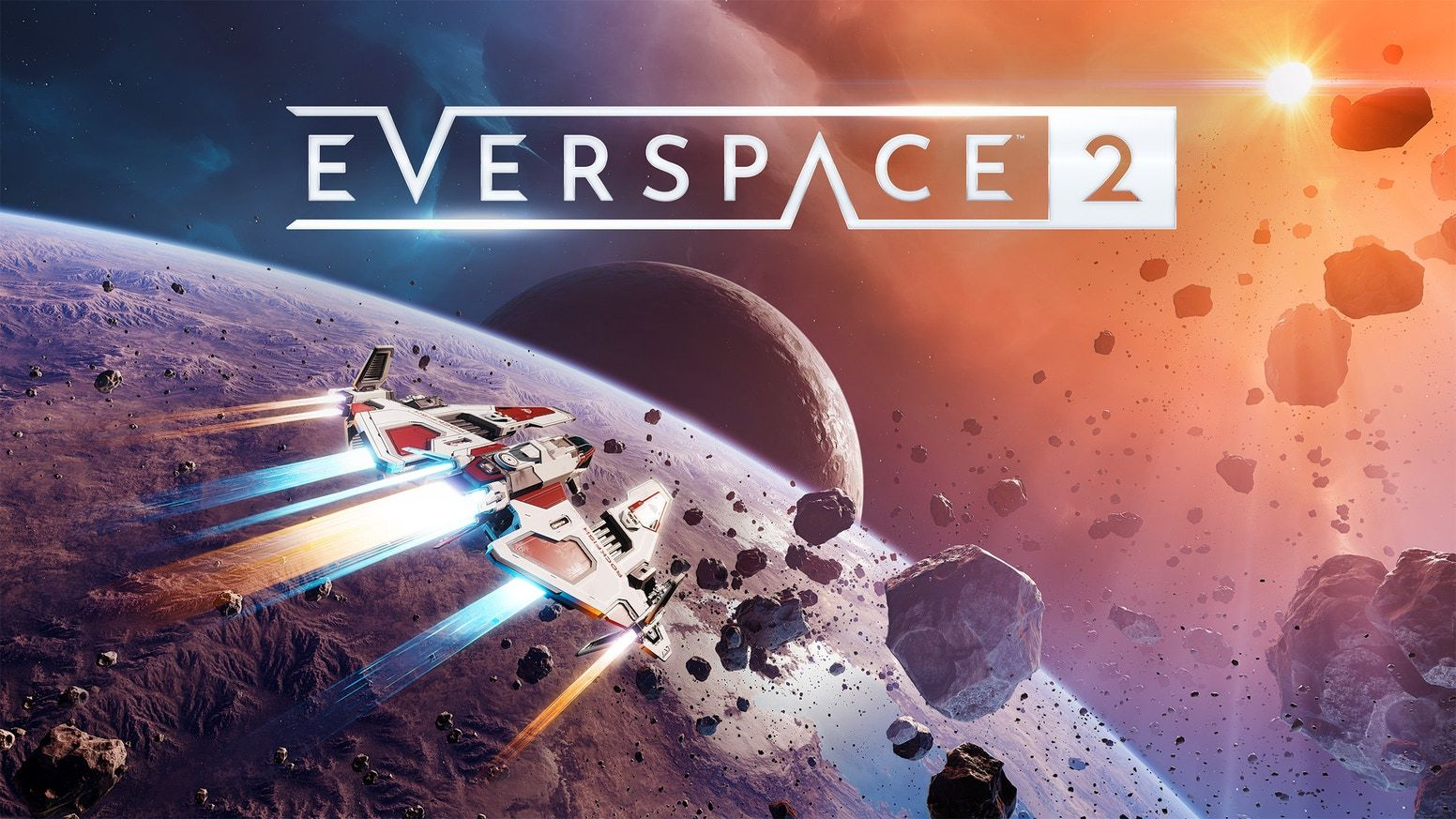 Fast Paced Single Player Space Shooter With Deep Exploration