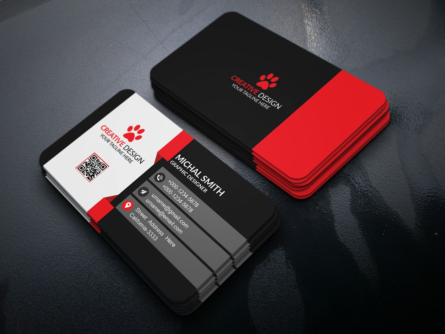 Image result for business card | Project 5: Identity Design ...