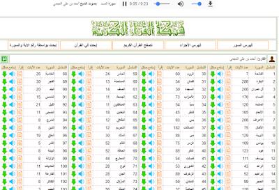 ملفات رقمية شبكة القرآن الكريم Words Blog Posts Word Search Puzzle