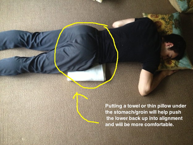 Got back pain when sleeping heres how to fix it in for Best sleeping posture for lower back pain