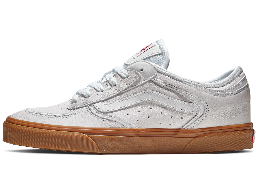 Vans Rowley Classic Shoes True WhiteGum en 2019 | Tenis
