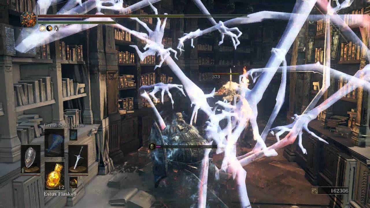 Dark Souls 3 Xbox One 1080P Walkthrough Part 77.