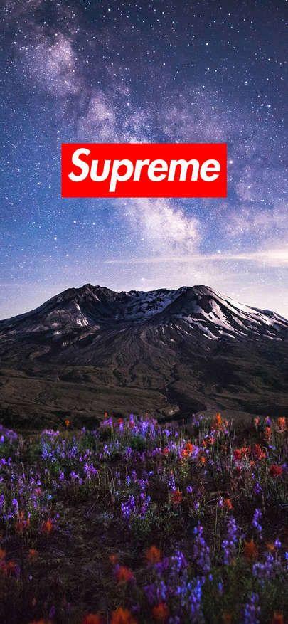 Download Wallpaper Iphone XS XR XS MAX Supreme Wallpaper ...