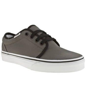 6cfecef0eac Women s Grey   Black Vans