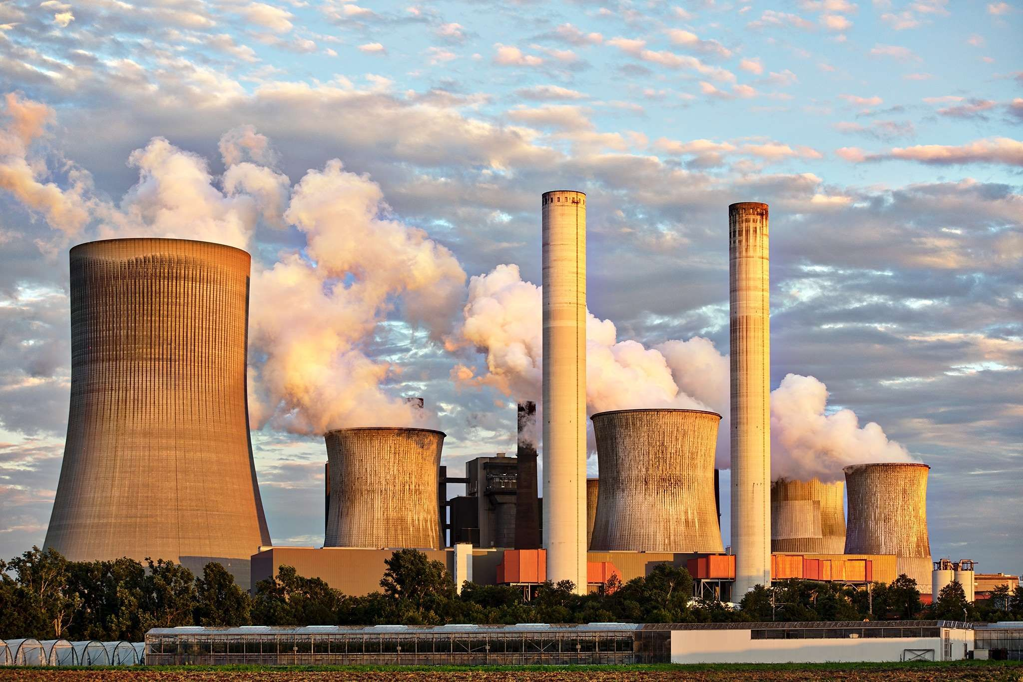 #air #air Pollution #chimney #clouds #current #electricity #energy #